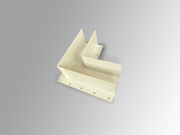 Piastra in ferro per tetti tagliata al laser