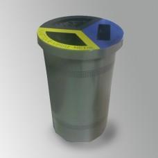 Contenitore per rifiuti per esterni