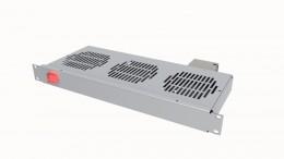 Cassetto di ventilazione a tre ventole con fusibile di sicurezza