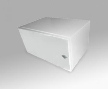 Box a muro solo anteriore porta cieca IP 55