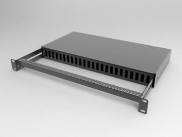 Cassetto ottico con frontalino fisso