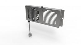 Gruppo di raffreddamento a una o due ventole senza termostato