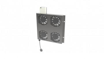 Gruppo di raffeddamento a 4 ventole con termostato