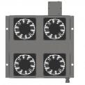 Gruppo di raffeddamento a 4 ventole con termostato 1