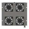 Gruppo di raffeddamento a 4 ventole con termostato 3