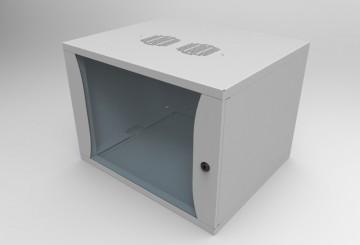 Box a muro serie Porta Vetro LIGHT
