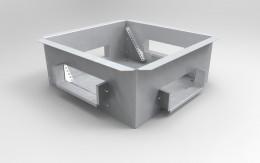 Zone cabling box a scomparsa