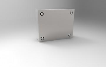 Cassetta di derivazione INOX