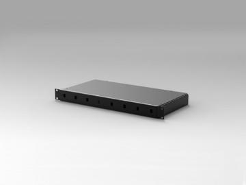 Cassetto ottico con frontalino intercambiabile