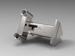 Carter INOX macchinari tagliato al laser