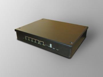 Cassetto ottico per centralini telefonici