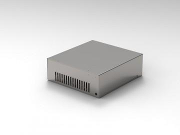 Contenitore INOX per fornetti elettrici