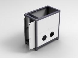 Telaio compressore industriale