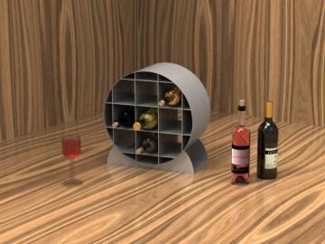 Cantinetta per vini