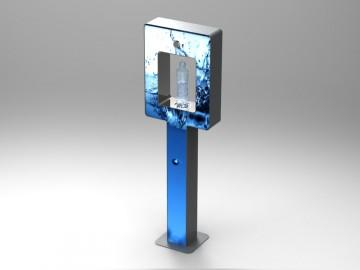 Erogatore d'acqua urbano