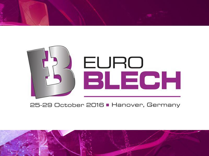EuroBLECH 2016 – International Sheet Metal Working Technology Exhibition