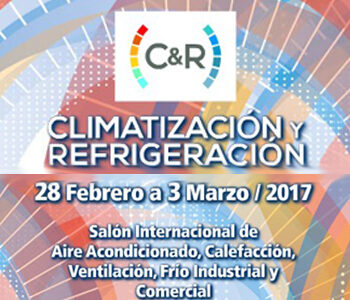 CLIMATIZACION 2017 – Feria de Madrid