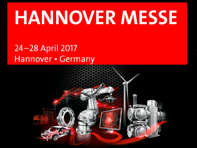 HANNOVER MESSE: Industrial Automation, Energy, Industrial Supply