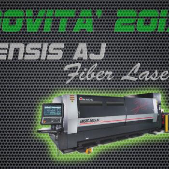 NEW ENTRY 2017 – Laser Fibra ENSIS AJ