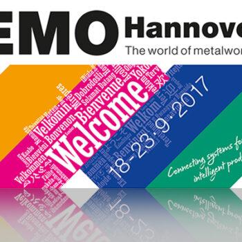 EMO – Hannover Metalworking 2017