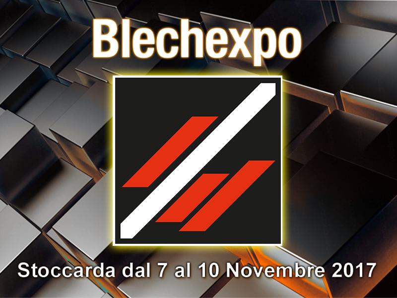 BLECHEXPO 2017 – International traid fair sheet metal working