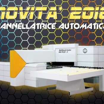 NEW ENTRY 2018 – Pannellatrice RAS automatica