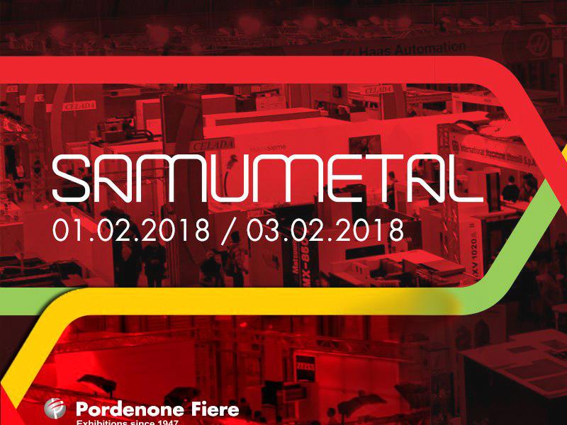 Samumetal –  Salone nuove tecnologie lavorazione dei metalli
