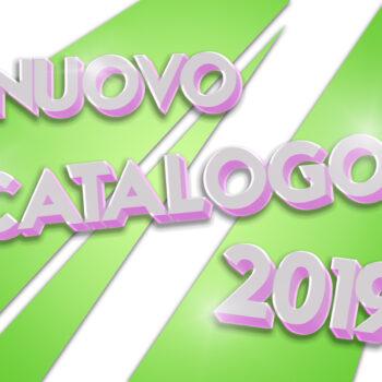 Nuovo catalogo 2019