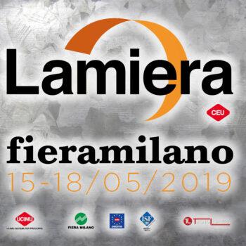 Lamiera 2019 – Fiera Milano RHO