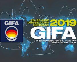<br>GIFA 2019 – Messe Düsseldorf