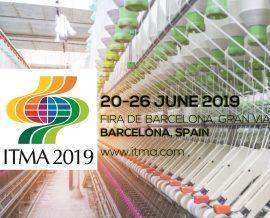 <br>ITMA 2019 – Barcellona