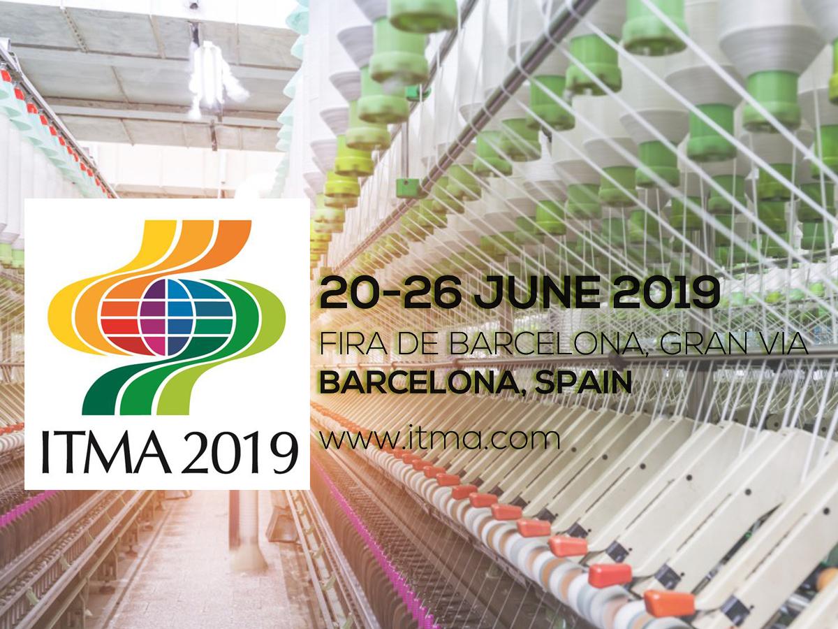 ITMA 2019 – Barcellona