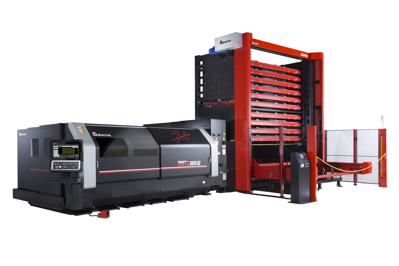Nuovo impianto laser AMADA VENTIS