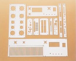 Pannelli frontali a disegno