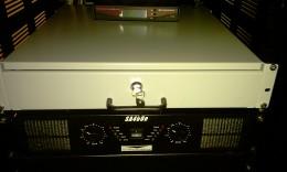 Cassetto estraibile porta oggetti 1HE/2HE