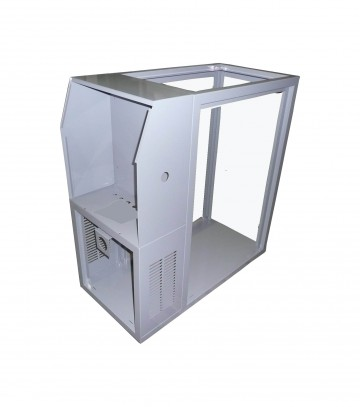 Telaio per frigoriferi industriali
