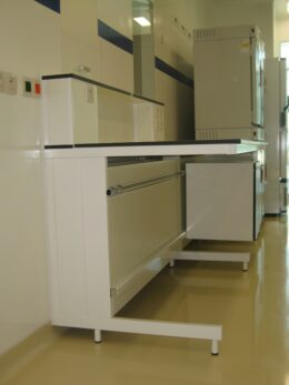 Arredamento per laboratori