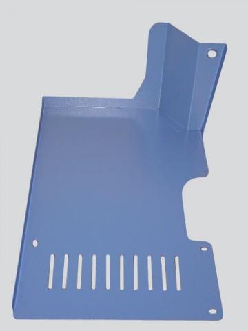 Protezione per macchinari industriali