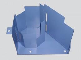 Carpenteria per macchinari industriali