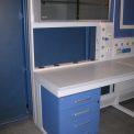Arredamento per laboratori chimici 1