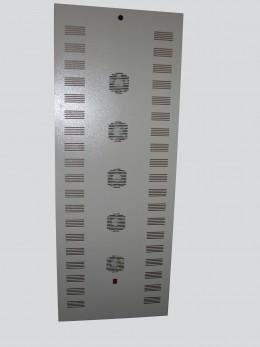 Sistema di ventilazione forzata a 5 ventole