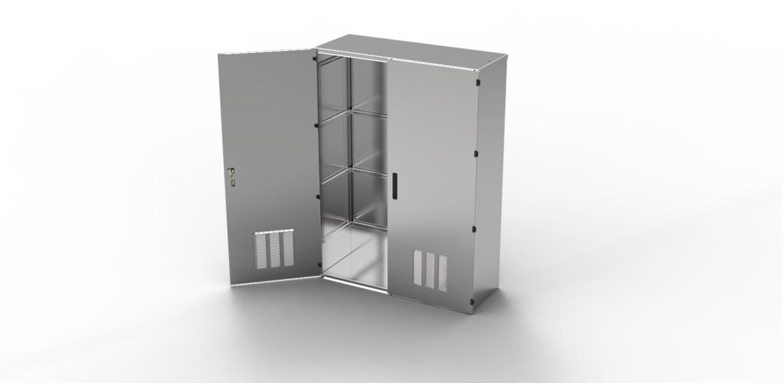 Armadio Per Quadro Elettrico Da Esterno: Armadi rack.