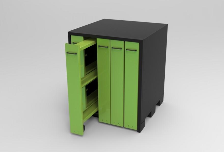 Armadietti Elettrici: Armadietti per impianti elettrici inteco sas serrature di sicurezza.