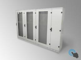 Armadi elettromeccanici speciali customizzati