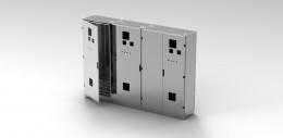 Armadi in batteria IP55 INOX