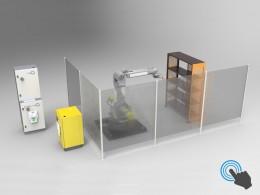 Magazzini Robot Auomazione