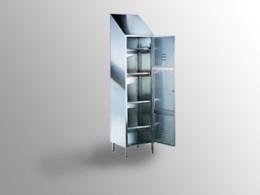 Armadi portaoggetti serie inox archives cam arredamenti metallici e strutture per quadri elettrici - Portaoggetti armadio ...