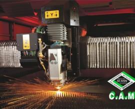 CAM srl – Specializzata nel taglio laser in fibra
