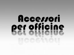 Accessori per officine