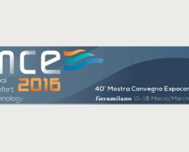 MCE 2016 – Global comfort technology